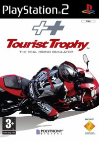 Titelmotiv - Tourist Trophy - The Real Riding Simulator