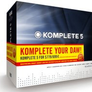 """Komplete Your DAW""-Sonderaktion"