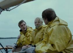 Paul (Michael Pitt), Ann (Naomi Watts), Peter (Brady Corbet) - Funny Games U.S.