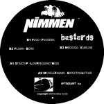Covermotiv - Various - Nimmen Bastards - Aftereight E.P.