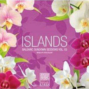 Covermotiv - Islands Vol. 5 balearic sundown sessions