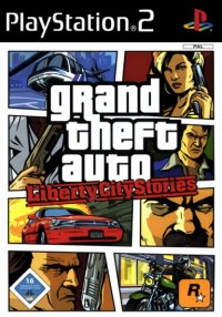 Titelmotiv - Grand Theft Auto: Liberty City Stories