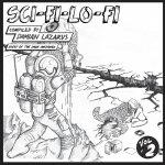 Covermotiv - Damian Lazarus - Sci-Fi-Lo-Fi Vol.2 - Night Of The Dark Machines