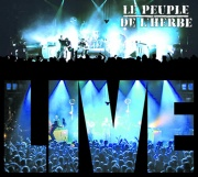 Covermotiv - Le Peuple De L'Herbe  - Live
