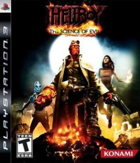 Titelmotiv - Hellboy: The Science of Evil