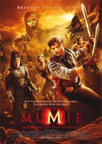 Titelmotiv - Die Mumie - Das Grabmal des Drachenkaisers