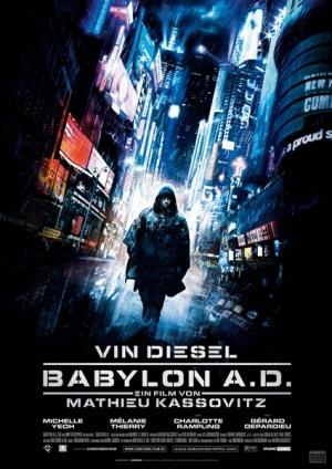 Titelmotiv - Babylon A.D.