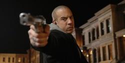 Toorop (Vin Diesel) mit Meinungsverstärker - Babylon A.D.