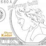 Covermotiv - Olene Kadar - Paying Billl
