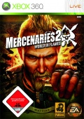 Packshot - Mercenaries 2: World in Flames
