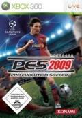 Packshot - Pro Evolution Soccer 2009