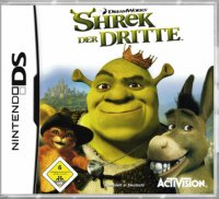Titelmotiv - Shrek der Dritte