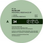 Covermotiv - Richie Gee - Industrial Resistance EP