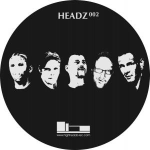 Covermotiv - High-Headz Records 002