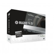 Audio 4 DJ, Packshot - Native Instruments AUDIO 4 DJ