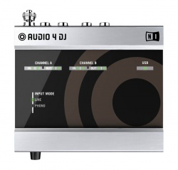 Audio 4 DJ - Native Instruments AUDIO 4 DJ