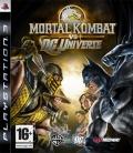 Packshot - Mortal Combat vs. DC Universe