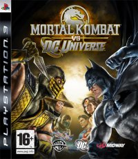 Titelmotiv - Mortal Combat vs. DC Universe