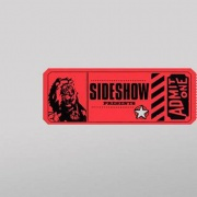 Covermotiv - Sideshow - Admit One