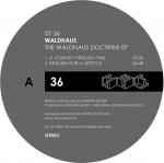 Covermotiv - Waldhaus - The Waldhaus Doctrine EP