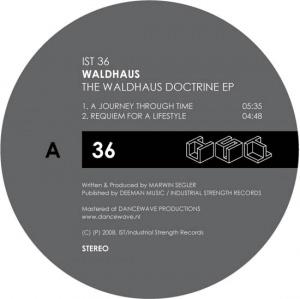 Covermotiv - The Waldhaus Doctrine EP