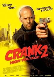 Filmplakat - Crank 2 - High Voltage