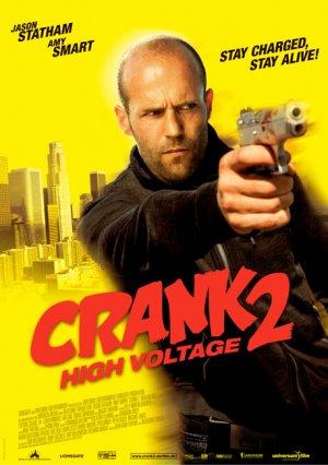 Titelmotiv - Crank 2 - High Voltage