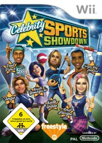 Titelmotiv - Celebrity Sports Showdown