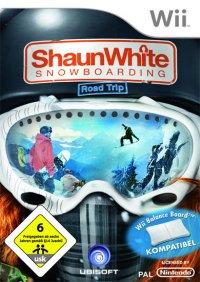Titelmotiv - Shaun White Snowboarding