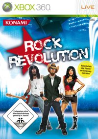 Titelmotiv - Rock Revolution