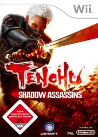 Titelmotiv - Tenchu: Shadow Assassins