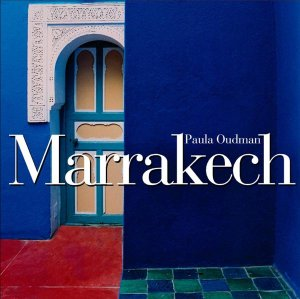 Titelmotiv - earBOOK Marrakech