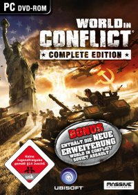 Titelmotiv - World In Conflict - The Complete Edition