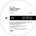 Covermotiv - Manu Le Malin - Memory EP