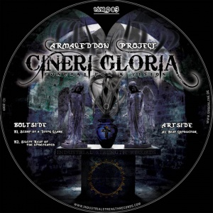Covermotiv - Cineri Gloria - Funeral For A Vision