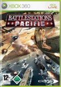 Packshot - Battlestations: Pacific
