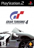 Packshot - Gran Turismo 4