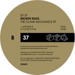 Covermotiv - Broken Rules - The Clank Mechanics EP