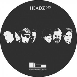 Covermotiv - High-Headz Records 003