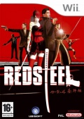Packshot - Red Steel