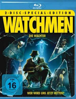 Titelmotiv - Watchmen