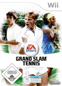 Titelmotiv - Grand Slam Tennis