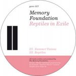 Covermotiv - Memory Foundation - Reptiles In Exile