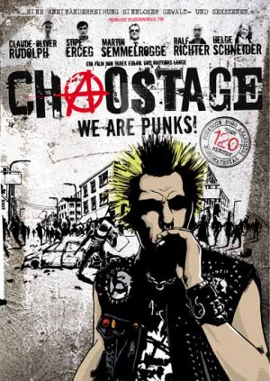 Titelmotiv - Chaostage - We are punks!