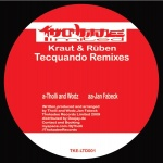 Covermotiv - Kraut & Rüben - Tecquando *Remixes*