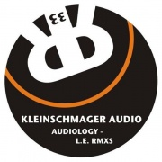 Covermotiv - Kleinschmager Audio - Audiology L.E. rmxs
