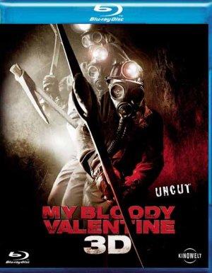 Titelmotiv - My Bloody Valentine 3D