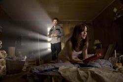 Axel Palmer (Kerr Smith) und Megan (Megan Boone) - My Bloody Valentine 3D