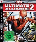 Packshot - Marvel: Ultimate Alliance 2