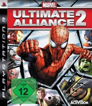 Packshot - Marvel: Ultimate Alliance 2